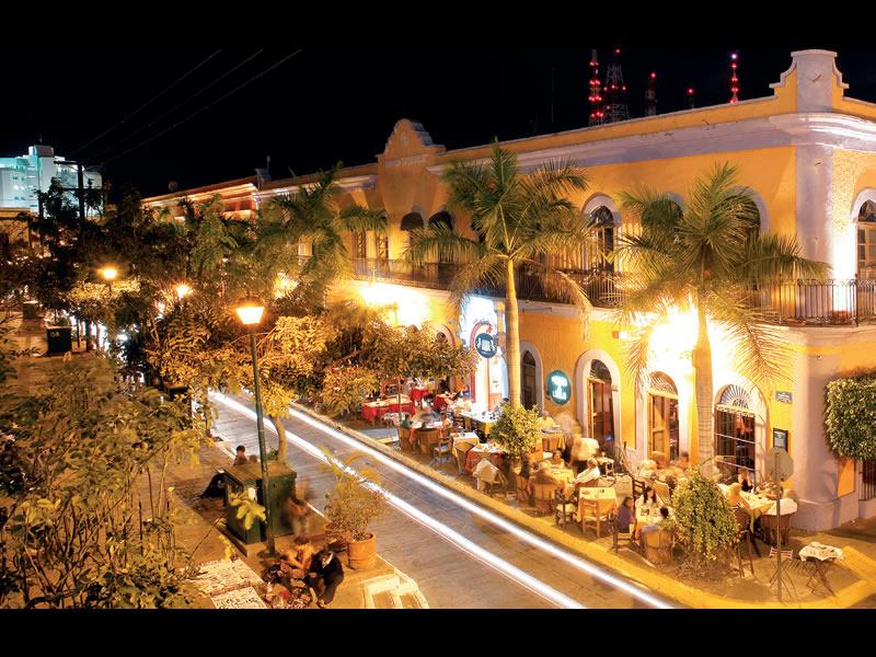 Mazatlán es la rosa de todos los vientos