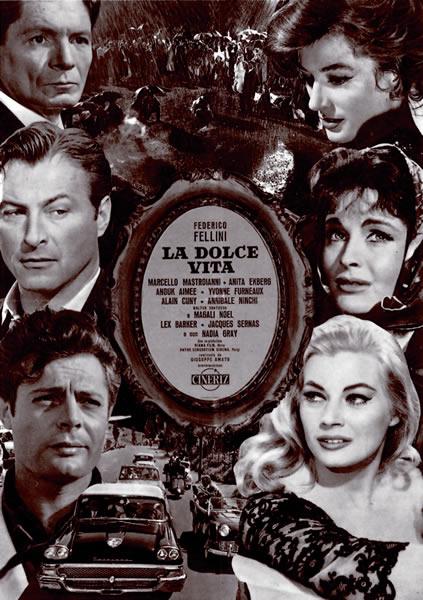 La Dolce Vita, una película de gran fascinación; conserva una gran inmediatez: Giani Vinciguerra