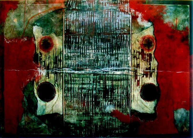Guadalajara en un lienzo… México en una pintura…
