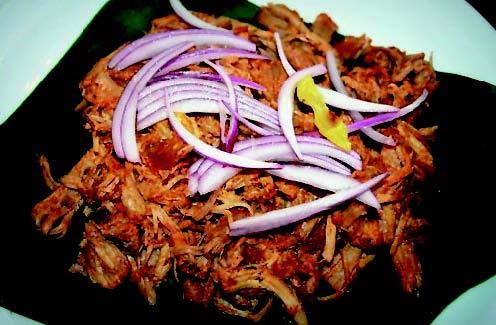 La tradición gastronómica yucateca, combinación de sabores de tres continentes