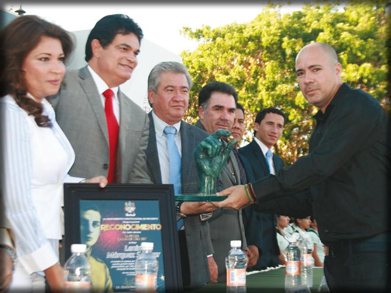 Onceava entrega del premio Grano de Oro