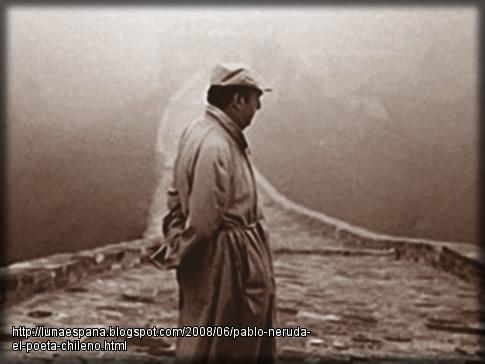 Pablo Neruda poesía contra el olvido