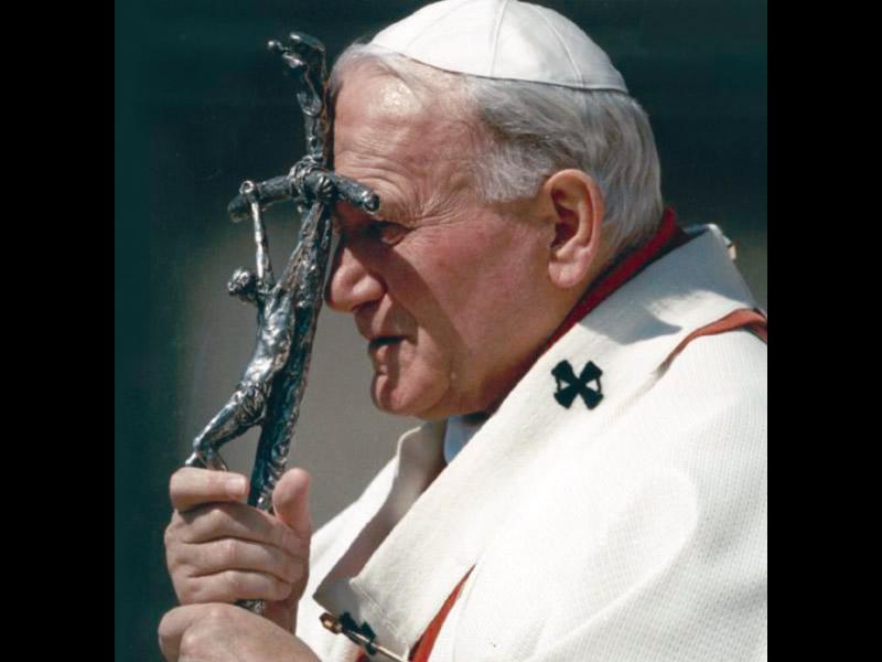 De cuando me encontré con Juan Pablo II