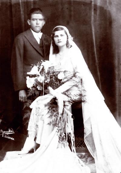 La boda más famosa del siglo XX en Angostura