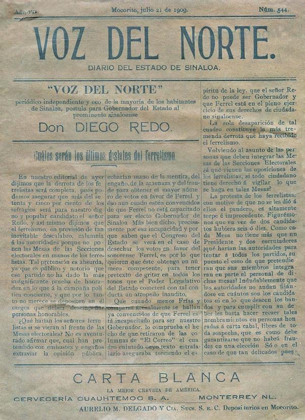 Editorial: N° 1