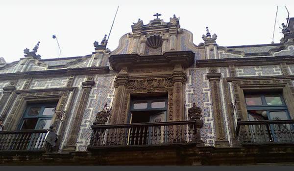 El Palacio de los Azulejos memoria e historia