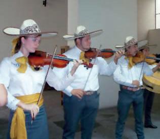 Inicia Encuentro Nacional de Mariachi Tradicional