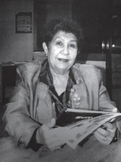 Image result for fotos de la profesora Irma Garmendia Bazúa