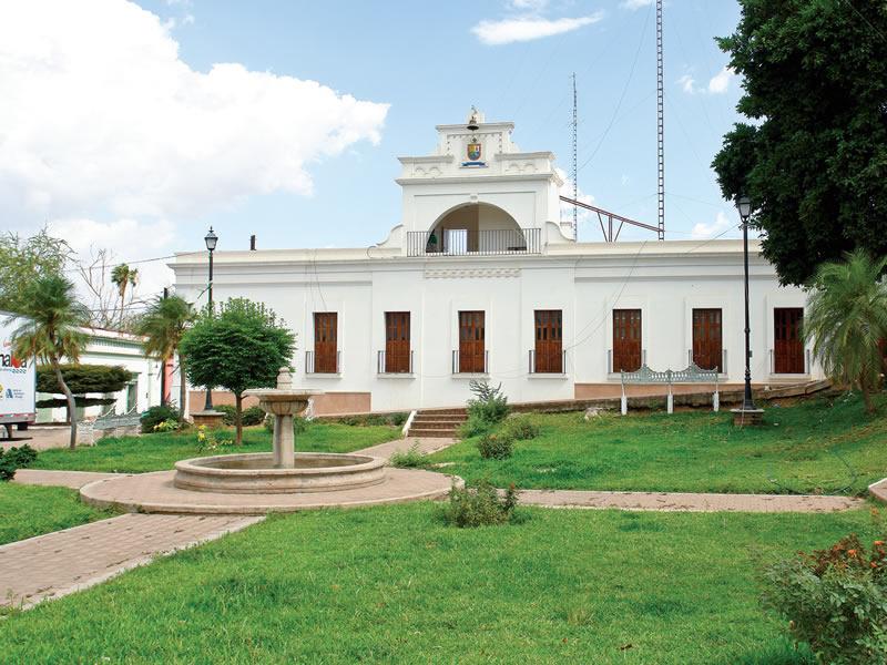 La Villa de Sinaloa de Zaragoza