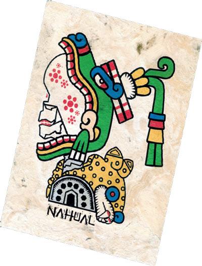 Investigan simbolismo prehispánico de los naguales