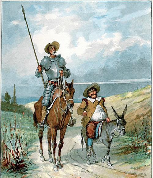 La influencia del Quijote en el habla sinaloense