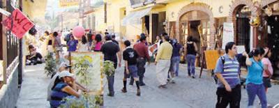 Reencuentro artístico en Tepoztlán