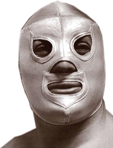 Todo cambió cuando me puse la máscara de El Santo