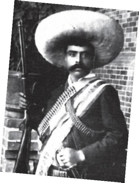Es Emiliano Zapata el más plasmado en la historia visual