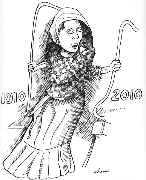 Centenario de la Revolución La Valentina