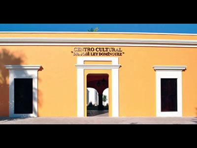 Centro Cultural Dr. José Ley Domínguez