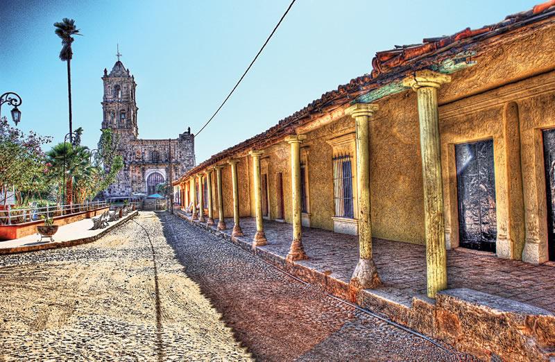 Rutas de Sinaloa: Concordia