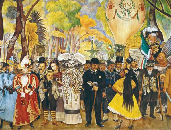 Rinde Conaculta homenaje a Diego Rivera