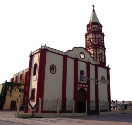 El antiguo presidio de Villa Unión