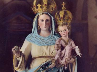 El día de la Virgen