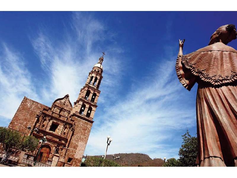 El 2012, El Rosario cumplirá 480 años
