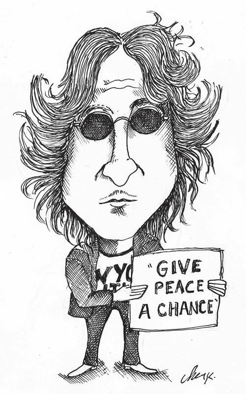 John Lennon, a 70 años