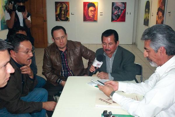 Encuentro de La Voz del Norte con el Dr. José Enrique Villa Rivera