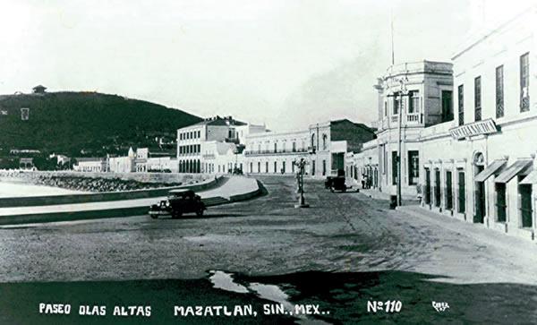 Los Izaguirre y la Escuela Náutica de Mazatlán