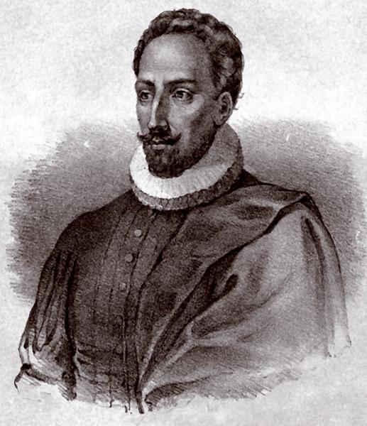 Miguel de Cervantes, el poeta