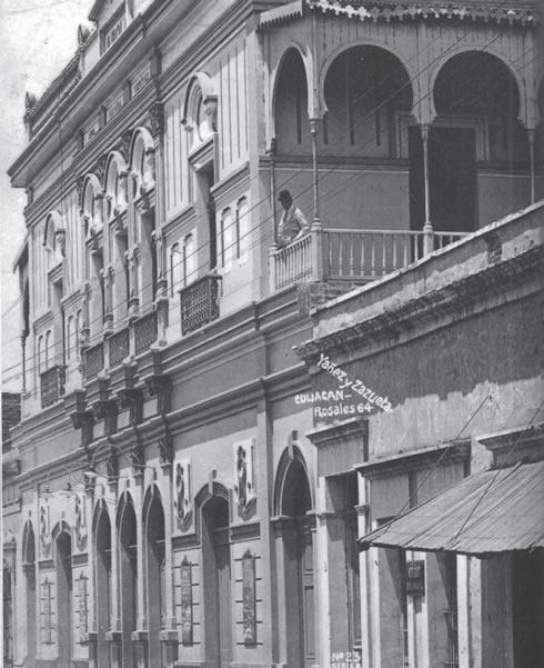 Teatro Ángela Peralta de Culiacán