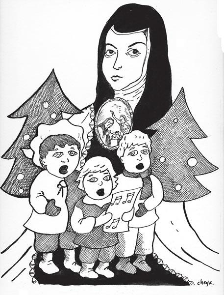 Villancicos de Sor Juana