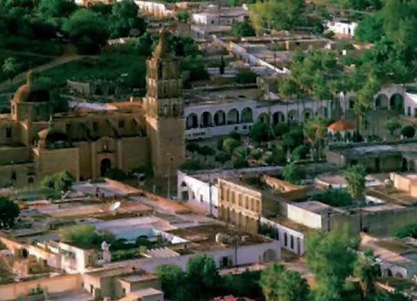 Pueblos mágicos Álamos, Sonora