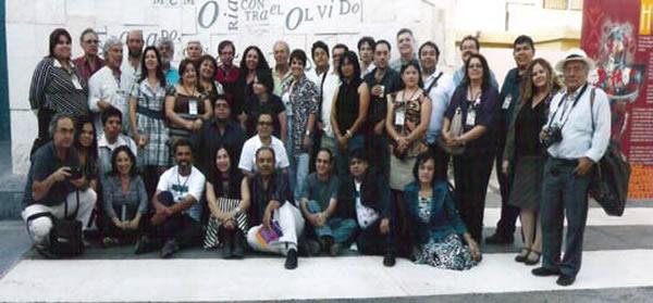 Bajo el asedio de los signos 2011 Noveno Encuentro Internacional de Escritores