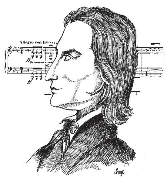 Bicentenario de Franz Liszt