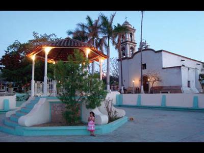 El pueblo de San Javier