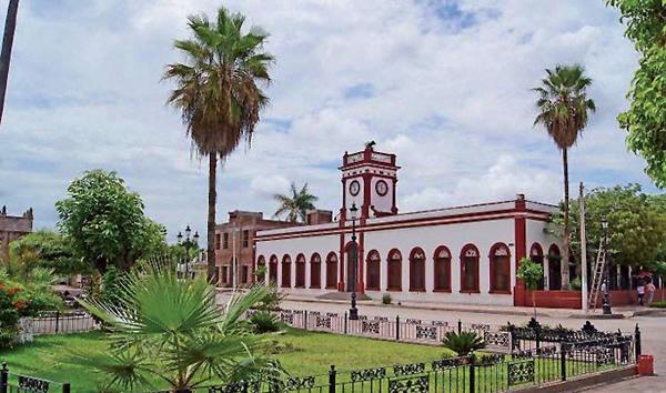 La Escuela Benito Juárez de Mocorito