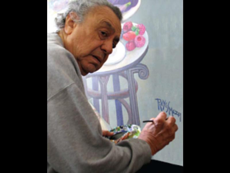 José Reyes Meza… último de los grandes muralistas
