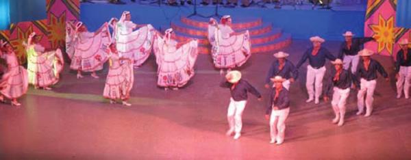 La danza en Sinaloa