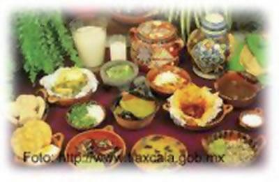 La gastronomía tlaxcalteca, una de las riquezas del patrimonio cultural del país