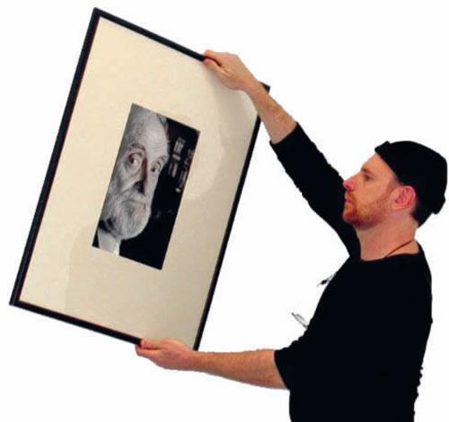 "Mordzinski: ""Retratos de escritores mexicanos"""