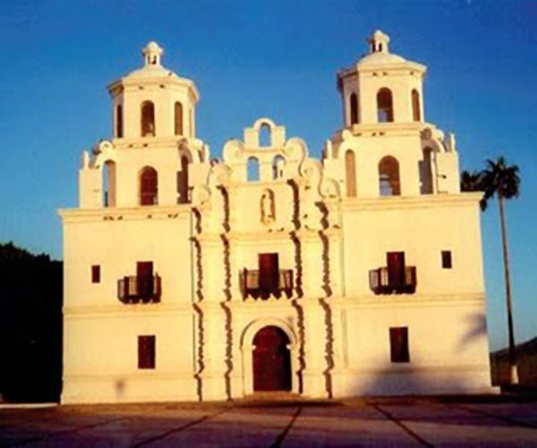 Templo histórico de Pueblo Viejo: a 200 años de su fundación
