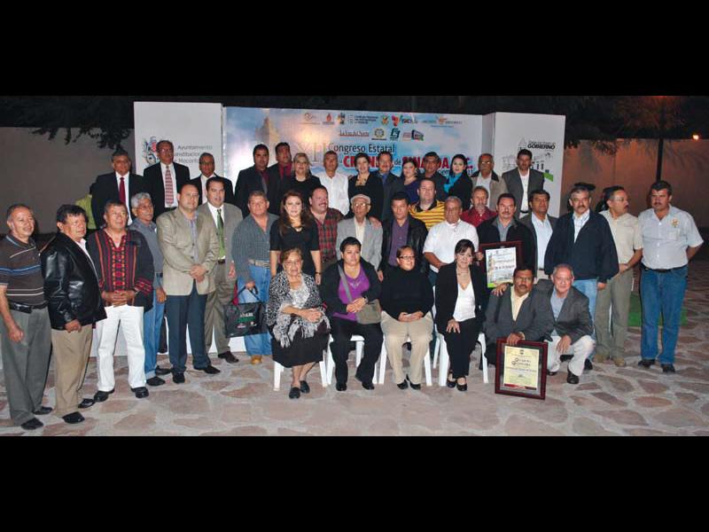 El XII Congreso Estatal de La Crónica de Sinaloa en Mocorito
