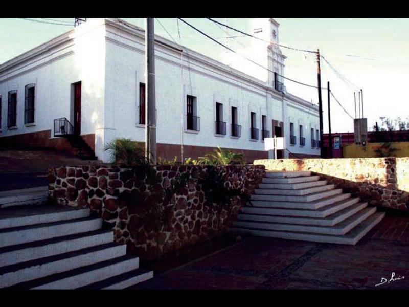 El Palacio Municipal de Sinaloa, un edificio histórico