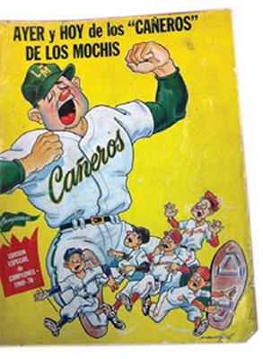 Los Mochis Campeón del Béisbol en 1969