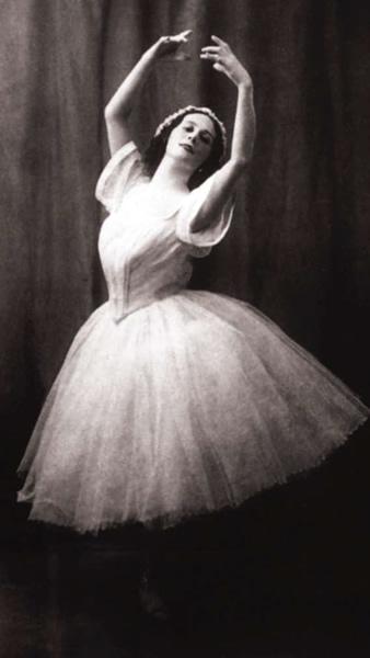 Pavlova, danza y deleite