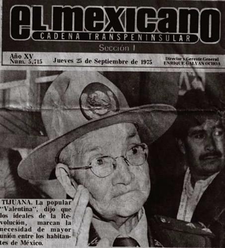 Valentina Vázquez Ramírez, una coronela en la Revolución