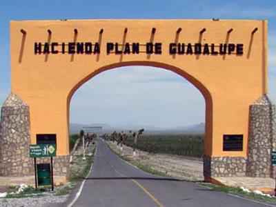La Hacienda de Guadalupe entonces y ahora