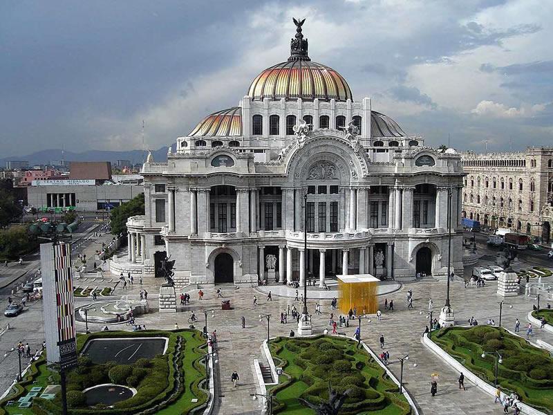 México de mis temblores