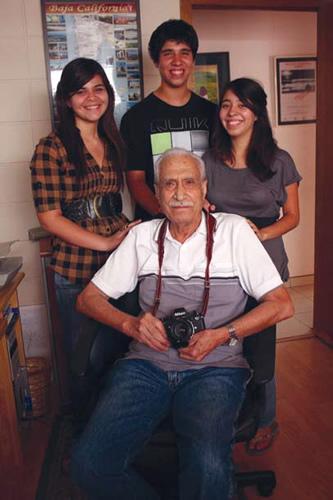 Arturo Esquivias Ha muerto un maestro de la fotografía