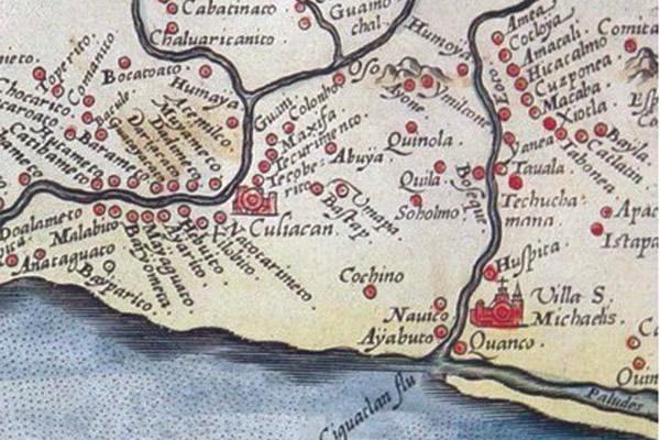 El valle de Navito en el periodo colonial tardío